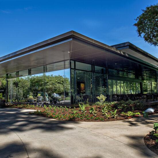 Atlanta Botanical Garden - AWS Project