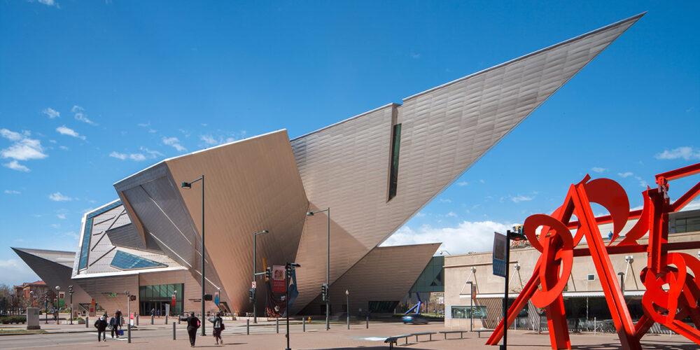 Denver Art Museum - AWS Project