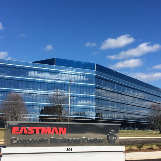Eastman Corporate - AWS Project