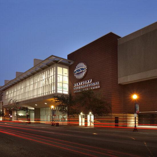 Kentucky Convention Center - AWS Project