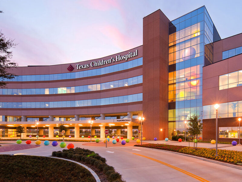 Texas Children's Hospital - AWS Project